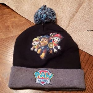 NWOT Nickelodeon Paw Patrol Winter Hat
